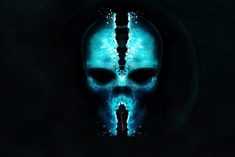Video Game - Tom Clancy's Ghost Recon: Future Soldier Skull Wallpaper