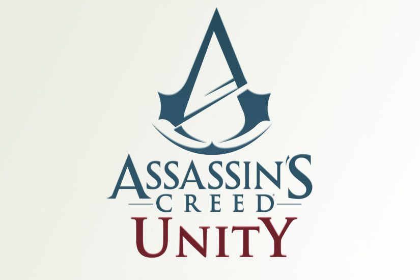 2336 Assassins Creed Unity Logo Wallpaper