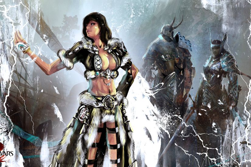 Wallpapers Of The Day: Guild Wars 2 | 1920x1080 px Guild Wars 2 Backgrounds