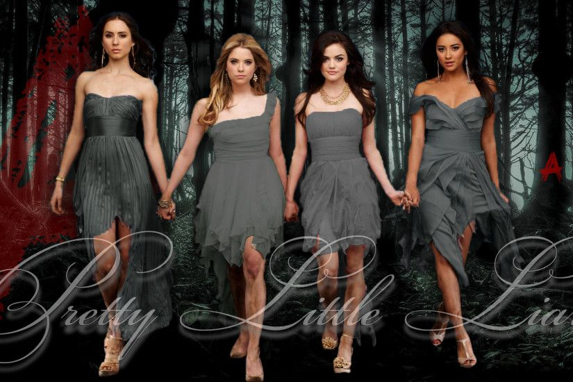Image - Mysterious forest-wallpaper-1920x10800 copy.jpg | Pretty Little  Liars Wiki | FANDOM powered by Wikia