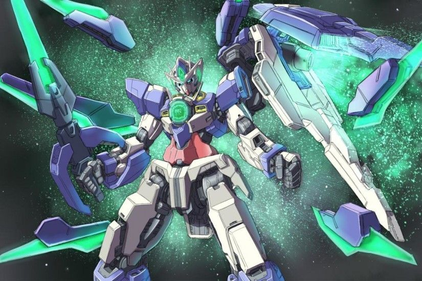 Wallpaper Gundam 00 Hd Background Wallpaper 19 HD Wallpapers .