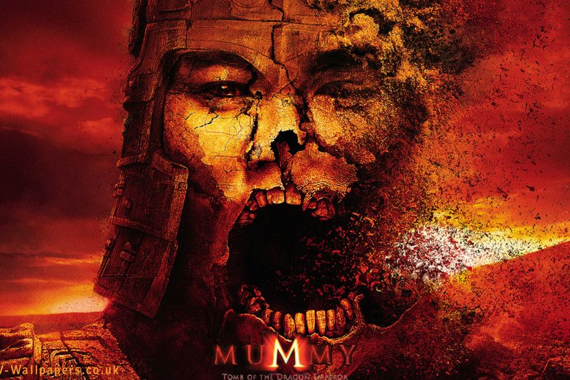 The Mummy wallpaper from Warriors wallpapers
