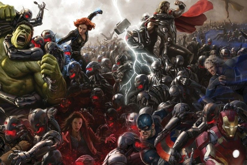 ... Avengers: Age Of Ultron Wallpapers hd