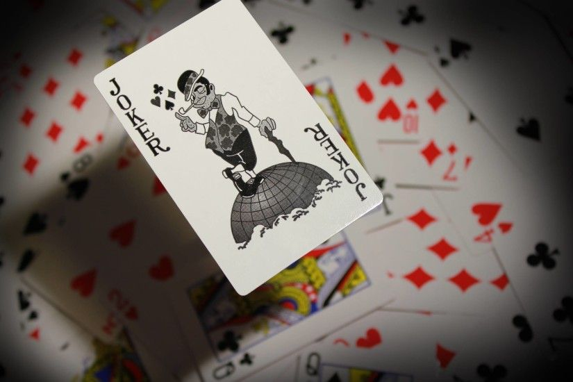 Joker Playing Card Wallpaper | HD Wallpapers