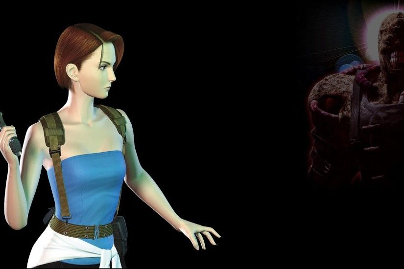 Video Game - Resident Evil 3: Nemesis Wallpaper