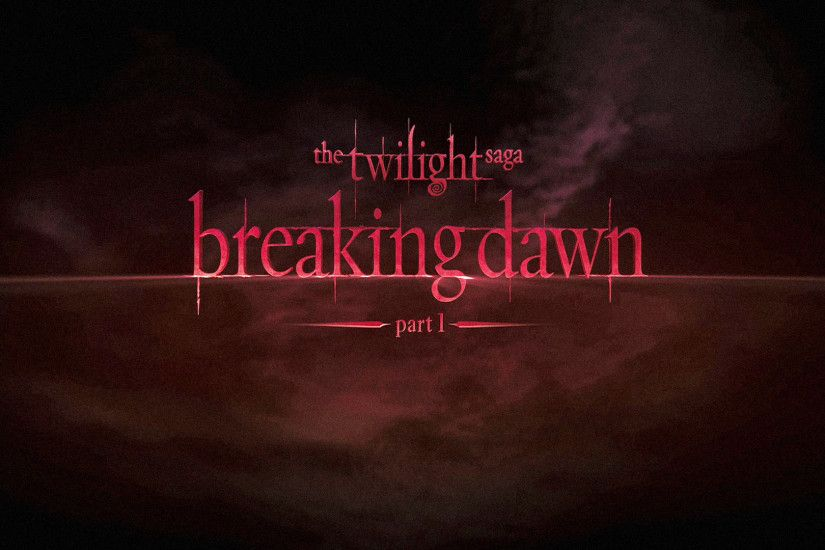 twilight breaking dawn wallpapers