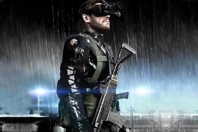snakes metal gear solid big boss ground zeroes 1920x1080 wallpaper Art HD  Wallpaper