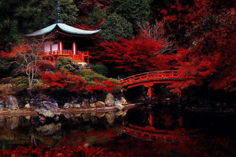 ... Japanese Garden Wallpapers Wallpaper Cave With Japanese Garden At