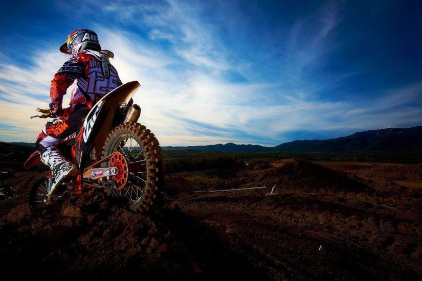 Fantastic Motocross Wallpaper for PC | Full HD Pictures