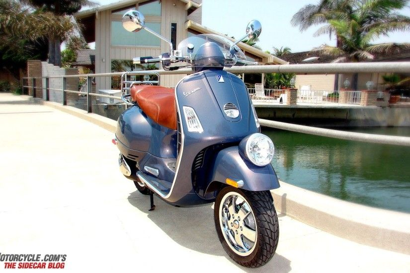 scooter vespa bike wallpapers