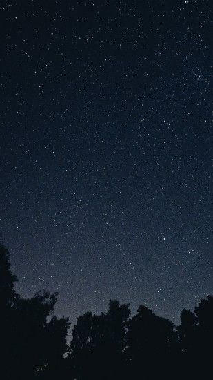 65 NATURAL IPHONE WALLPAPERS FOR THE NATURE LOVERS. Night Sky ...