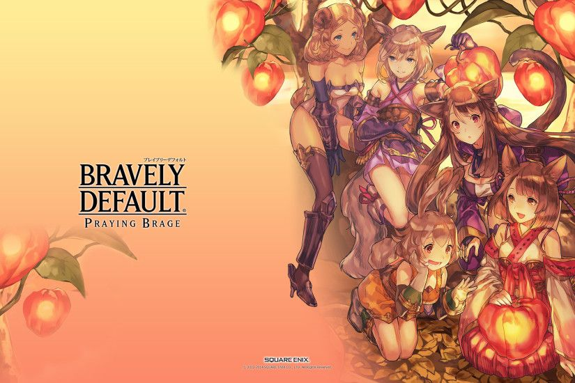Bravely Default: Praying Brage wallpapers