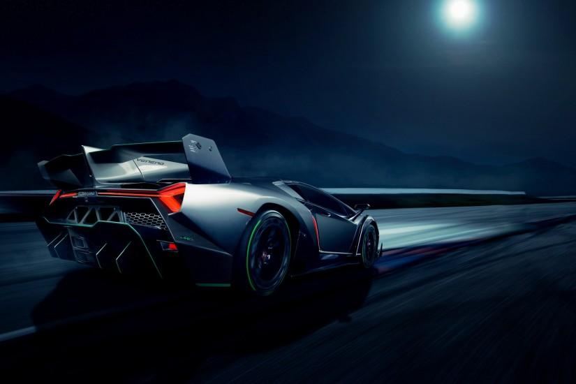 Lamborghini Veneno Wallpaper HD Resolution