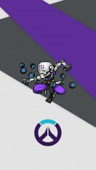 top zenyatta wallpaper 1440x2560