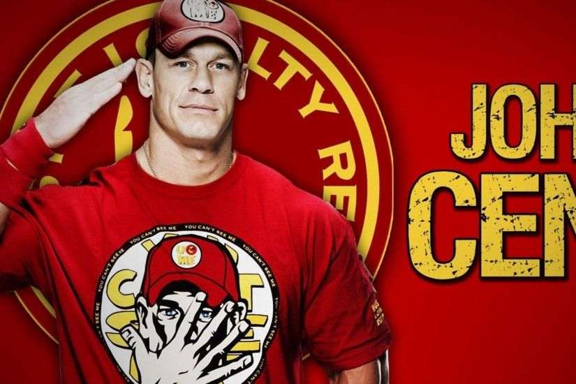John Cena WWe Superstar Wallpaper HD Download