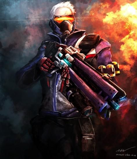 cool soldier 76 wallpaper 1800x2098 for windows 7