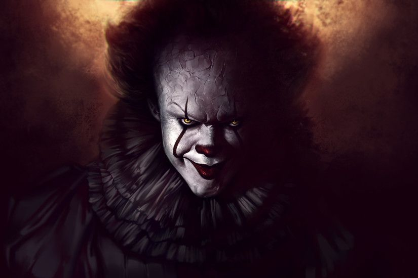 Related Wallpapers. Pennywise The Clown Fanart