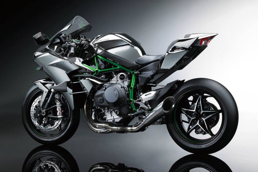 Cool Kawasaki Ninja H2 · New Kawasaki H2 2014 Wallpaper Background #10020  Wallpaper