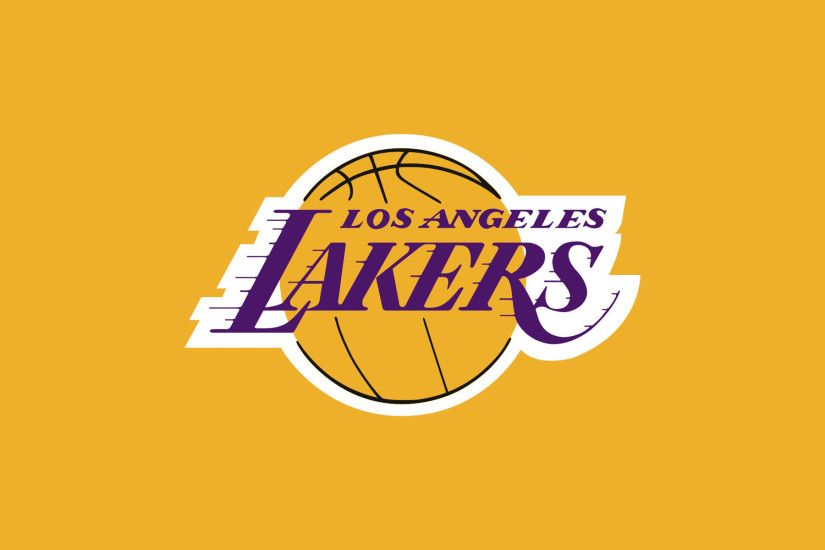 Los Angeles Lakers Orange Logo