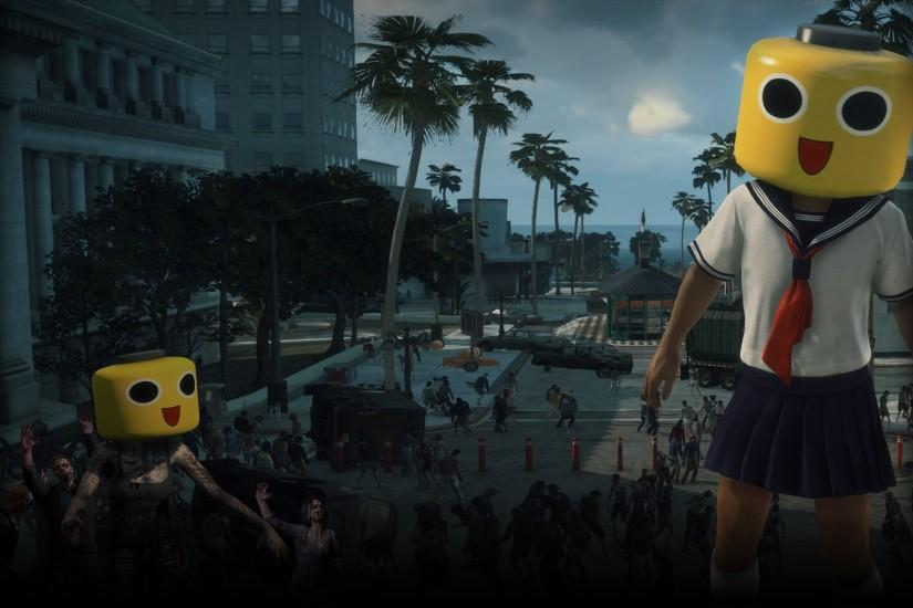 Image - Dead Rising 3 Apocalypse Edition Background ServBot Love.jpg |  Steam Trading Cards Wiki | Fandom powered by Wikia
