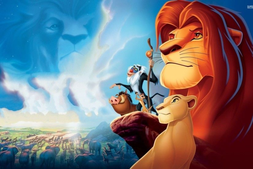 Computer Lion King Wallpapers, Desktop Backgrounds 1920x1200 px