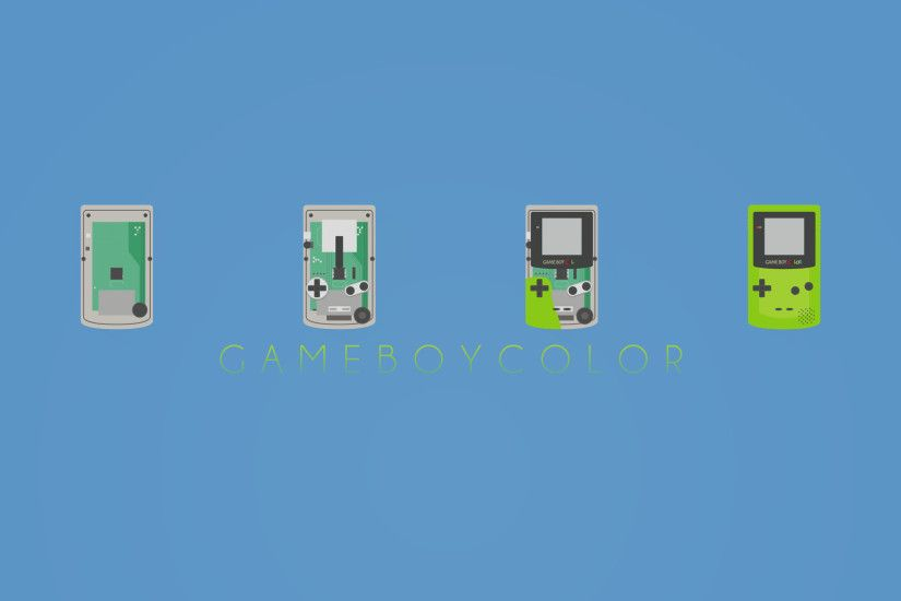 gameboy color [1920x1080] ...