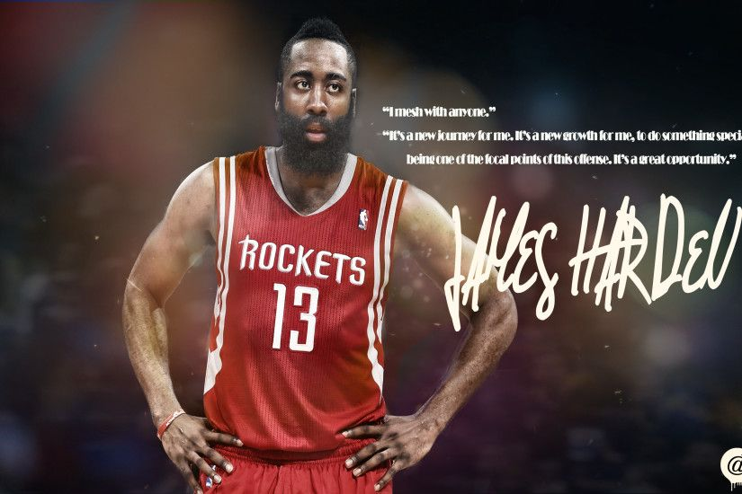 Wallpaper James Harden