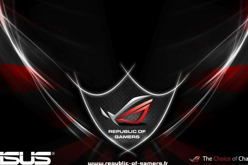 ASUS REPUBLIC GAMERS computer game wallpaper | 1920x1080 | 398203 |  WallpaperUP