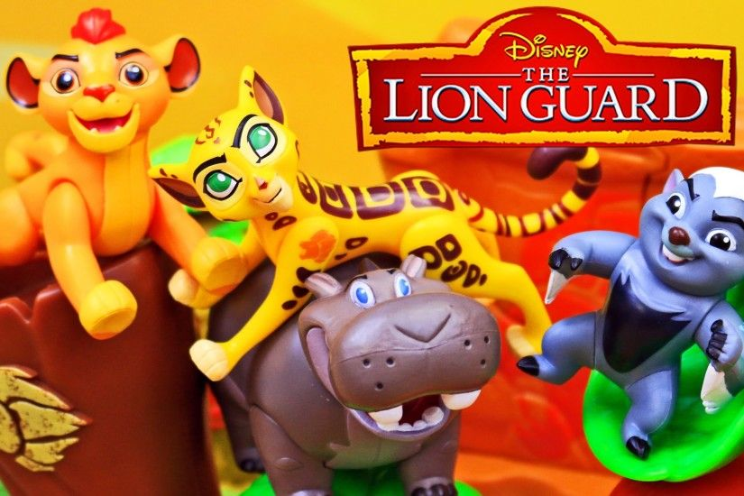 Lion Guard NEW Disney Junior Lion King Cartoon Show