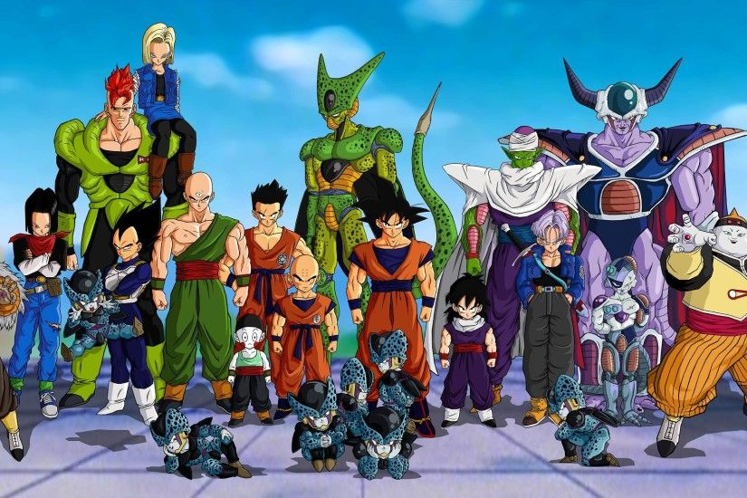 DRAGON BALL Z · download DRAGON BALL Z image