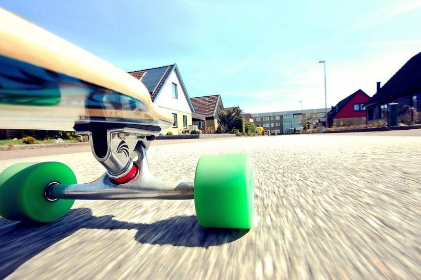Skateboard Wallpaper HD Free Download.