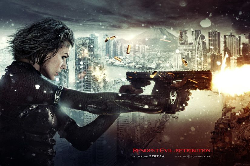 Film Resident Evil Wallpapers HD
