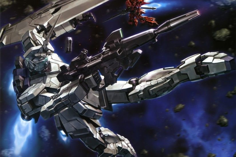 Gundam Unicorn Wallpapers Wide