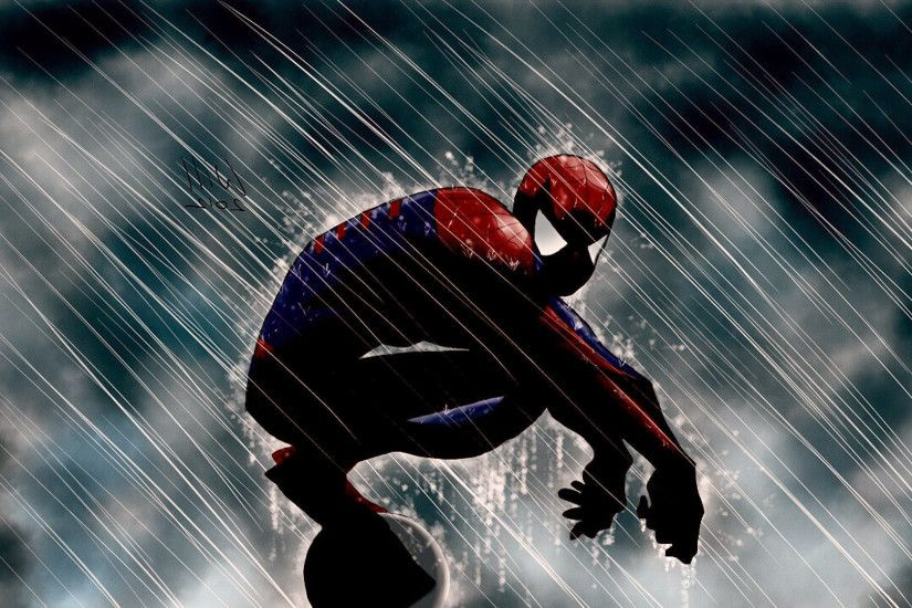 Funny Spider Man Wallpaper Download For PC