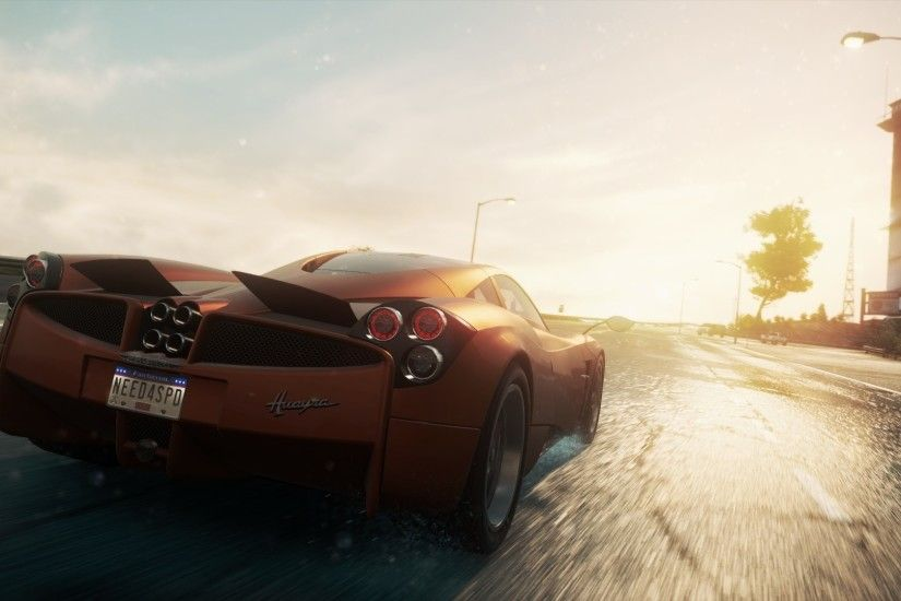 Pagani Huayra - Need for Speed: Most Wanted wallpaper