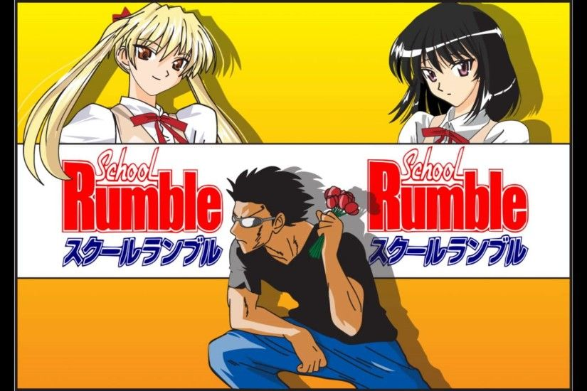 School Rumble - Sentimental Generation - English Fan Dub