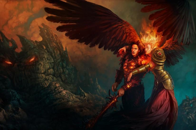 The Beauty Of Fantasy Art - Stunning HD Fantasy Wallpapers