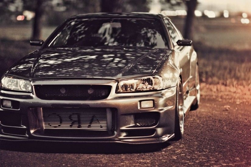 Nissan Skyline GTR R Wallpapers Group Stopimage 1920×1080 R34 Wallpapers  (47 Wallpapers)