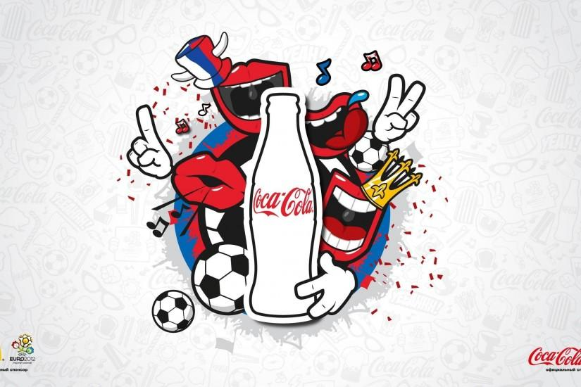 Coca Cola Euro 2012 Wallpaper