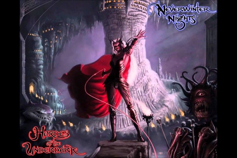 Neverwinter Nights: Hordes of Underdark OST - Frozen Wastes of Cania