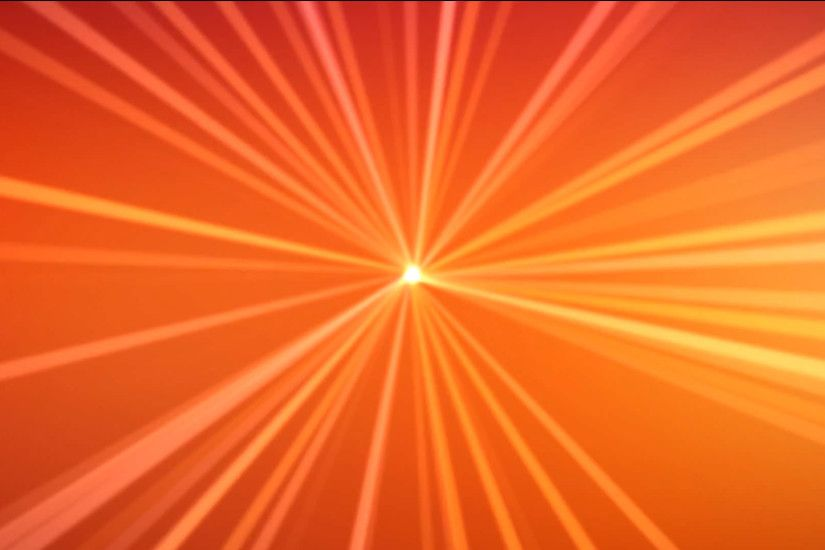 Abstract animated lights on dirty orange background