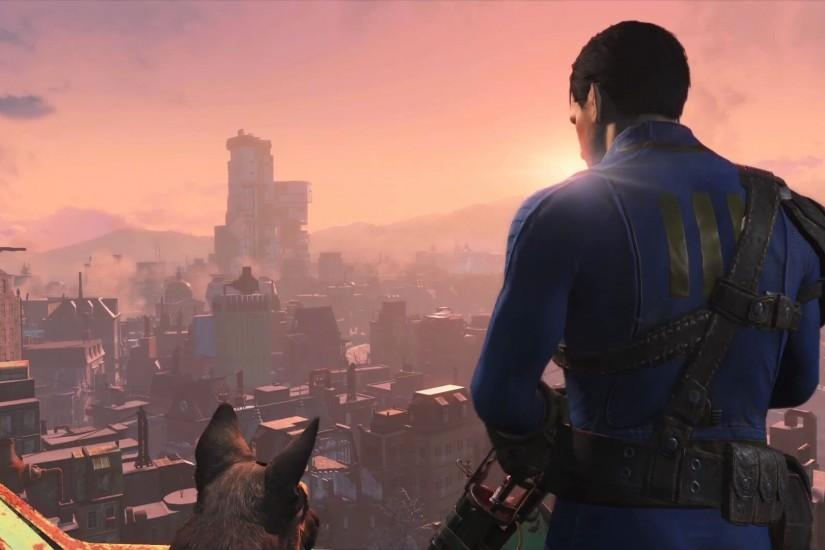 'Fallout 4' Screenshots: 24 High-Res Images From Bethesda's E3 2015  Showcase. ""