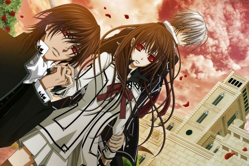 Vampire Knight HD Wallpaper 1920x1080 Vampire Knight HD Wallpaper 1920x1200  Vampire ...