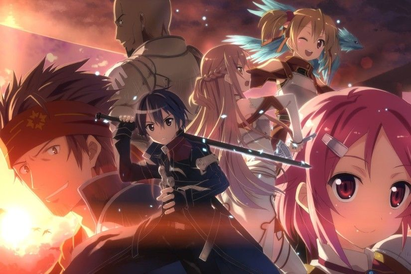Lisbeth Sword Art Online Wallpapers by Peter Dyer