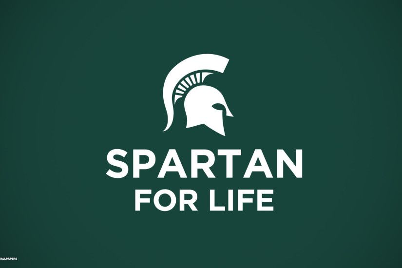 spartan for life motto wallpaper