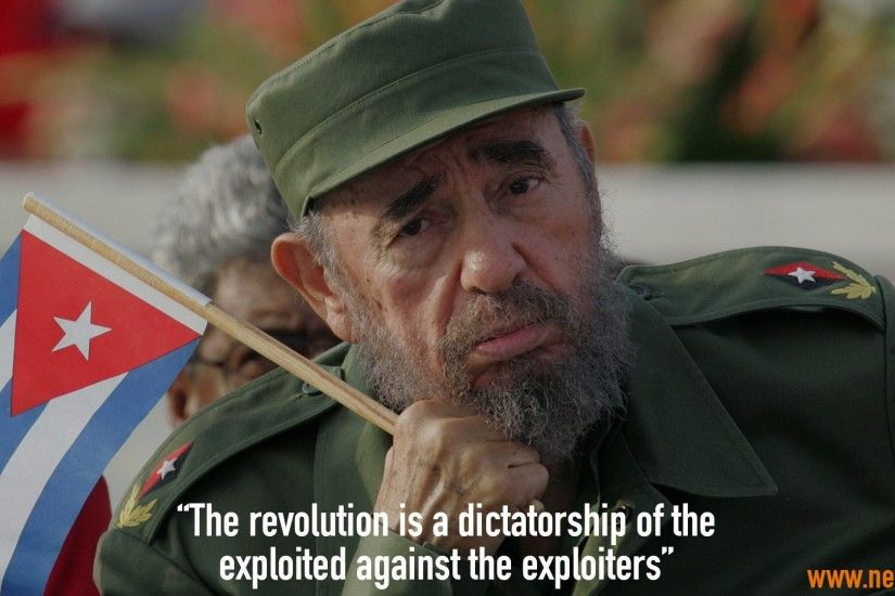 CASTRO INSTITUTED POVERTY AND KILLED FREEDOM