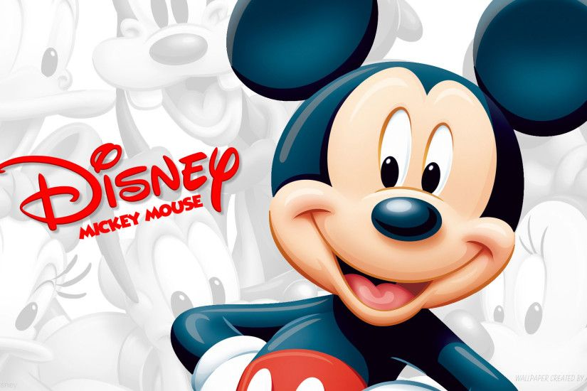 Wallpaper Disney Mickey Mouse