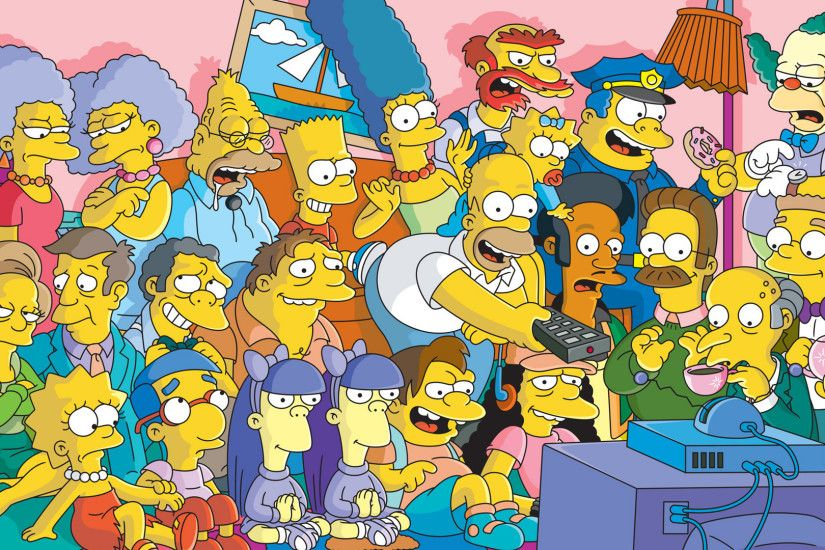 The Simpsons Wallpaper 41041