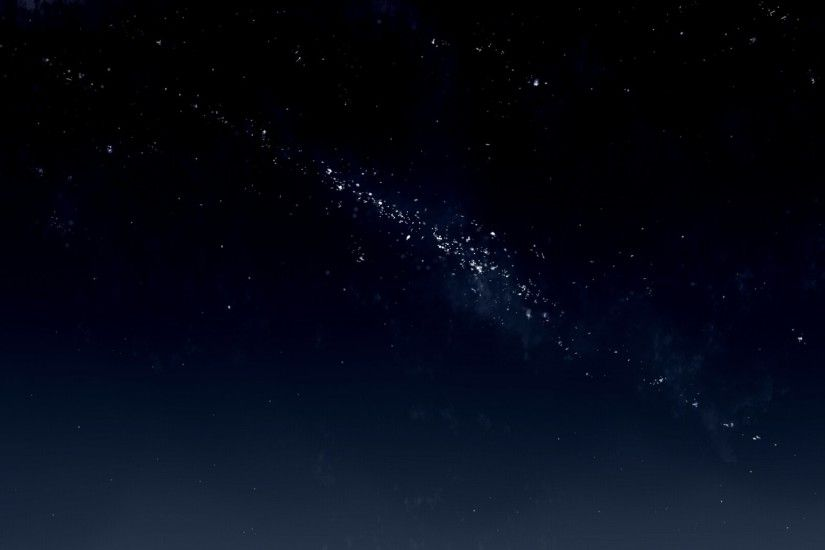 Night Sky With Stars Wallpaper | Free | Download