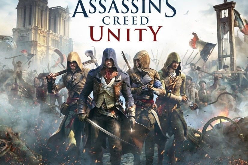 Assassin Creed Unity Wallpaper Free